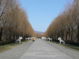 asiafreetravel12 Autumn Travel to Beauty of Ming Dynasty Tombs in China