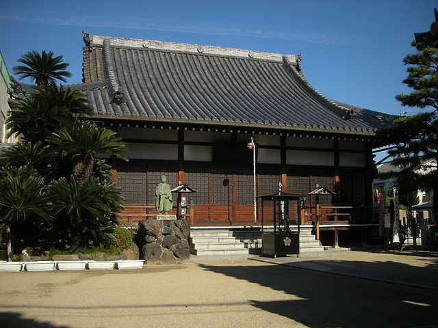 asiafreetravel25 Beauty of Sainen ji Temple in Shinjuku, Tokyo