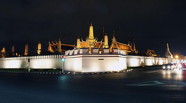 asiafreetravel33 Bangkok Grand Palace, The Most Beautiful Landmark in the City
