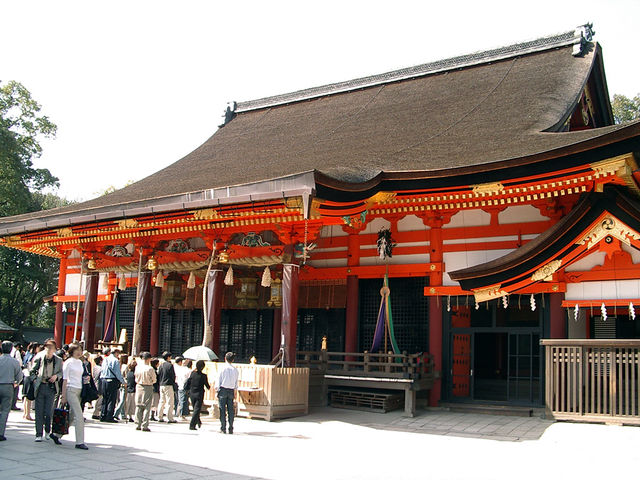 asiafreetravel37 New Year 2013 in Kyoto at the Yasaka Shrine and Temple Chion in
