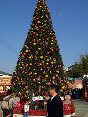 asiafreetravel9 7 Best Christmas Themed Amusement Park 2012