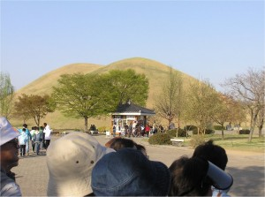 Heavenlyhorsetomb4 300x223 Visit N Seoul Tower, The Location of City Hunter, Boys Over Flowers, and Princess Hours