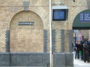 Kings Cross Platform 975 300x223 Latest News from Hogwarts