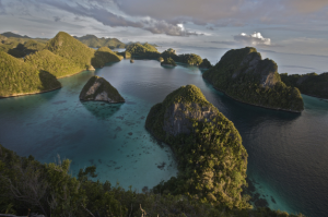 Raja Ampat Islands 300x199 Travel Around Indonesia From East to West