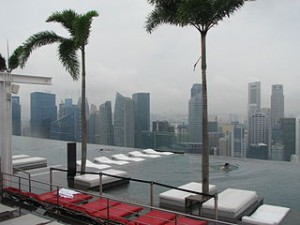 Sands Skypark Marina Bay Sands Singapore 6 300x225 One Day Free Travel Around Singapore