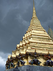 Bangkok Grand Palace stupa Best Travel Ideas Around Bangkok Grand Palace
