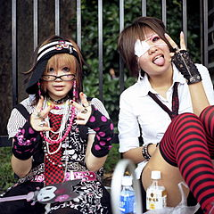 Harajuku 1 How to get Crazy Dress in Harajuku