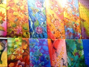 Batik malay 2 300x227 Cool Beautiful Souvenir that You Should Take and Have from Indonesia