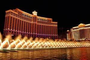 Bellagio Fountain 300x200 Find Me Holiday to Performing Water Bellagio Fountain in Las Vegas