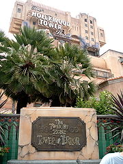 DCAs Tower of Terror The Most Terrible and Terrifying Places in the World