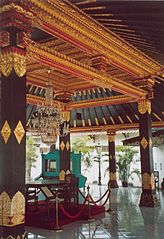 Jogja.kraton Beautiful Places when Travel to Jogja