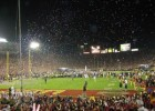 Rose Bowl Game Celebration, The Largest Game Early Years.