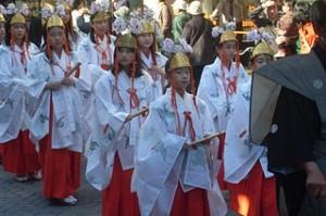 Takayama matsuri 300x199 Japanese Winter Festival of Takayama Matsuri