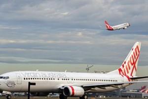 Virgin Australia 737 7188425183 300x202 Enjoy Sensation for New Cool Lounge of Virgin Australia in Canberra