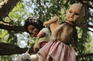 Xochimilco Dolls Island 300x199 Most Spooky Vacation Spots in the World, Come on Ghost Hunting While Traveling