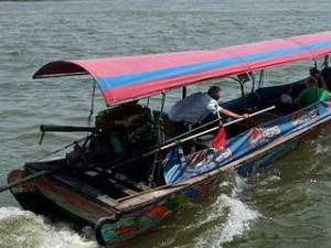 Chao Phraya   Moteur 300x225 The Mandatory Travel Ideas When You Try Being in Thailand