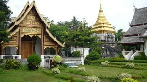 Chiang Mai Wat Chiang Man 300x168 The Most Romantic Travel Places in Asia