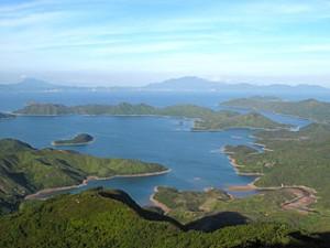 Double Haven 1 300x225 Alternative Adventure Challenge Travel, Visit Yan Chau Tong Marine Park