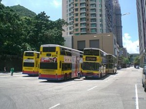 HK Kennedy Town Sai Ning Street Bus Terminus n Victoria Road 60 Apartments 300x225 Curious Whats On in Olympian Town ?