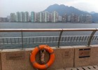 Stunning Scenery in Ma On Shan Promenade Hongkong