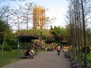 HK Tsing Yi Park view2 300x225 Holiday Around Hong Kong Ideas, Tsing Yi Northeast Park