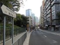 Walking in The Centre of Hongkong, Take a Rest at Hong Ning Road Park