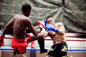 Muay Thai Championship Boxing   Jovan Davis 300x199 Trying Different Activities Sport and Physical Activity in Thailand