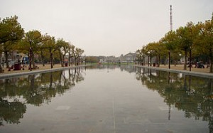 Museumplein  Van Gogh Museum 300x187 Must Visit Places When You Travel in Amsterdam