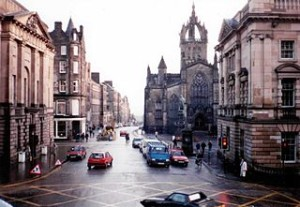 Edinburgh Street 1989 6895642707 300x207 The Scotland Haunted Underground Roads