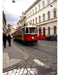 Prague Street Car 2 Europe City Popular Destination List, The Dream Traveler