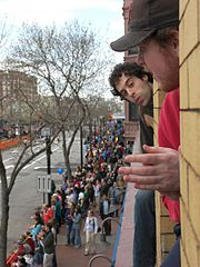 Boston Marathon Onlookers Boston Bomb Location, Knowned as Popular Travel Destinations