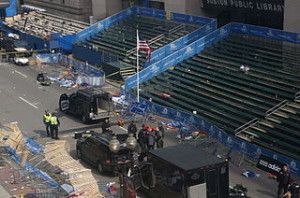 Boston Marathon explosions 8654256160 300x198 The Boston Life, Bomb Torn of Beautiful City
