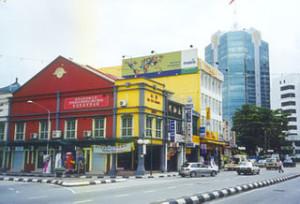 Kuching Sarawak Malaysia 04 300x204 Travel to Kuching, See Beautiful Twilight of Sky in Malaysia