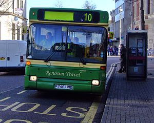 Renown Travel bus P746 HND England to Pakistan Bus, The Longest Route in Earth