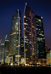 The Sail @ Marina Bay Singapore Best Travel Places in Singapore