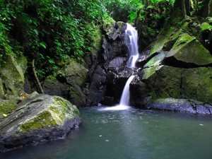Waterfallweh 300x225 World Class Nature Underwater Vacation in Aceh
