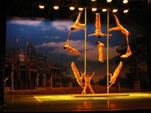 Chinese Pole Dance 300x225 Watching Chinese Modern Dance In Shenzhen