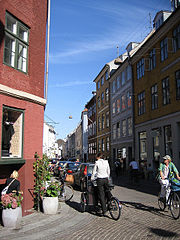 Copenhagen street scene Best Freebies Traveller Activity in Europe