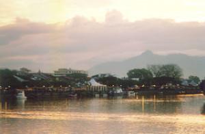 Kuching Sarawak Malaysia 02 300x196 View Beauty of Sunset in Malaysia