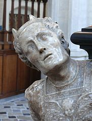 Memorial tomb Engelbrecht II detail Caesar Historical Holiday to Julius Caesar Tomb