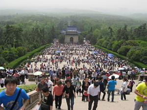 Sun Yat sen Mausoleum at 1st May 2011 300x225 Labour Day as Holidays, Only in This Countries