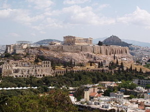Acropolis 300x225 The Beautiful History Destination