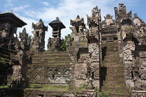 Around Lovina Pura Beji 300x199 Ancient Pura in North Bali