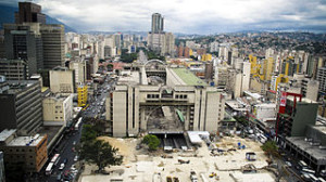 Caracas city 300x168 Travel Idea in Caracas, Colorful City of Grey