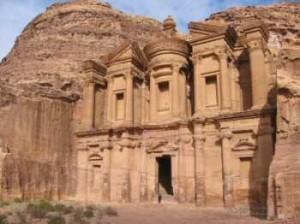 PetraMonastery 300x224 Journey to Petra
