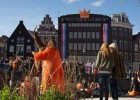 Feel Orange Queens Day in Amsterdam
