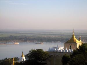 Sagainghillsagaing 300x225 Where to Travel in Myanmar