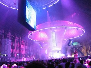 Sensation White 300x225 Spectacular New Years Party of Sensation White and Tommorowland