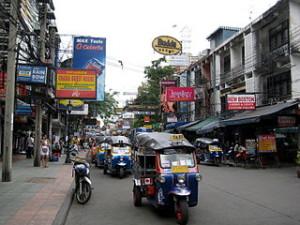 Khao San East 300x225 Bangkok Cheap Holiday in Khao San Road