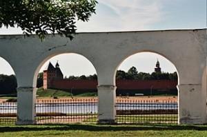 Novgorod Kremlin 300x199 Old Town of Veliky Novgorod